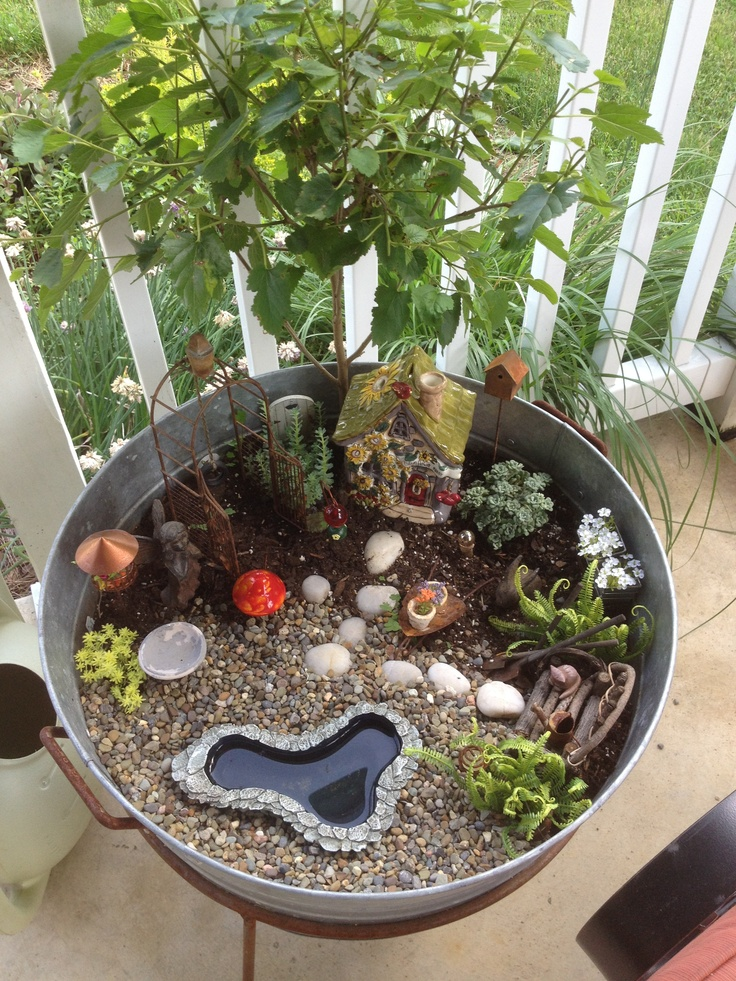 26 Best Fairy Garden Images On Pinterest