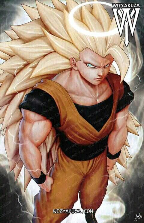 d31251f0 Goku Super Saiyajin 3 Goku Evolution, Yakuza Anime, Dragon Ball Z, Son Goku