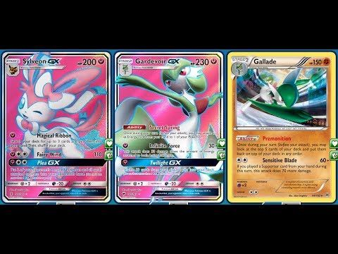 The Best GARDEVOIR GX Deck, 1st Place Vancouver Regional