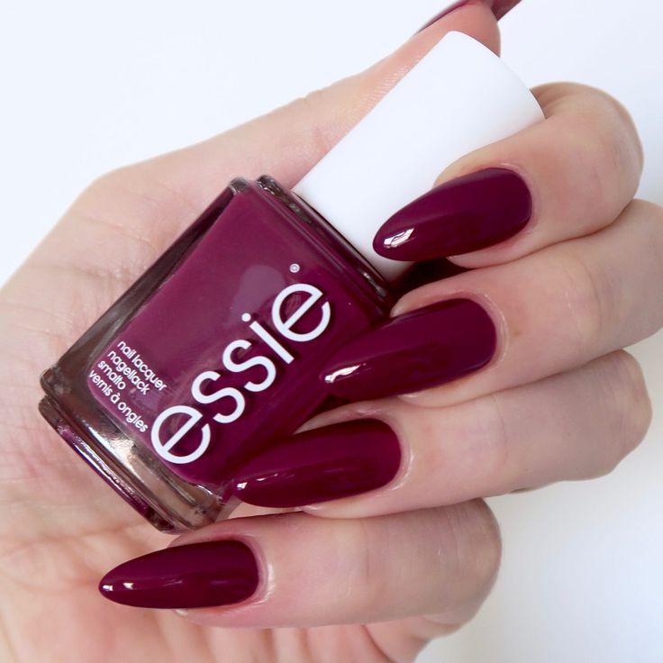 486 best Essie Nails images on Pinterest | Nail colors, Nail polish ...