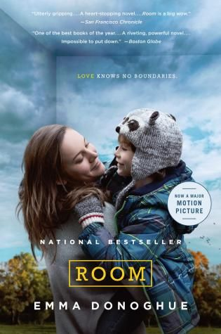 Room, Emma Donoghue (Source: Bookish Staff Picks, November 20)