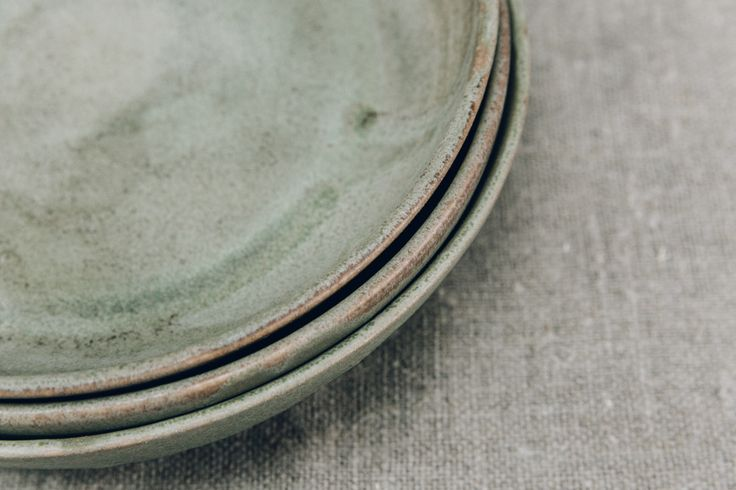 Pottery West - Mariner's Tableware Range ~ ceramics to reflect simple living