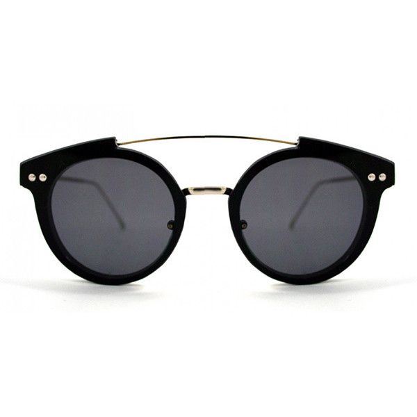 Spitfire Trip Hop 2 Black/Black Sunglasses ($44) ❤ liked on Polyvore featuring accessories, eyewear, sunglasses, black, plastic lens glasses, plastic glasses, oval sunglasses, plastic sunglasses and unisex sunglasses