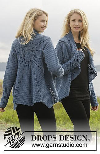 Ravelry: 158-10 Winter Solstice pattern by DROPS design