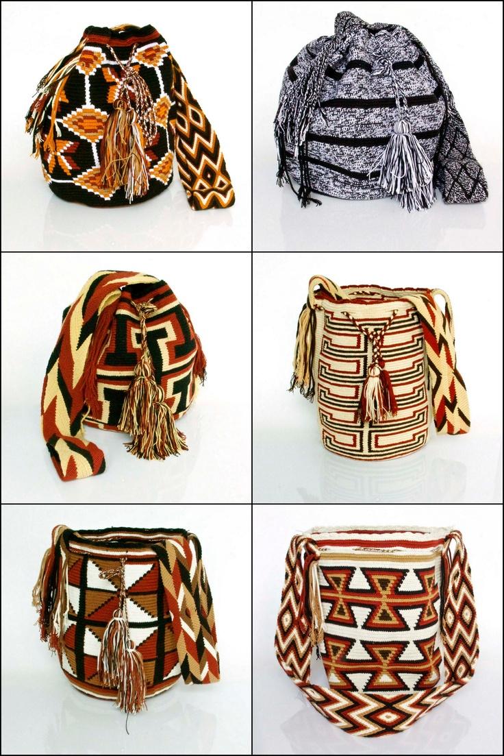 Hippie style, hippie fashion, hippie bag, handmade bag, mochila wayuu, bohemian style, bohemian fashion