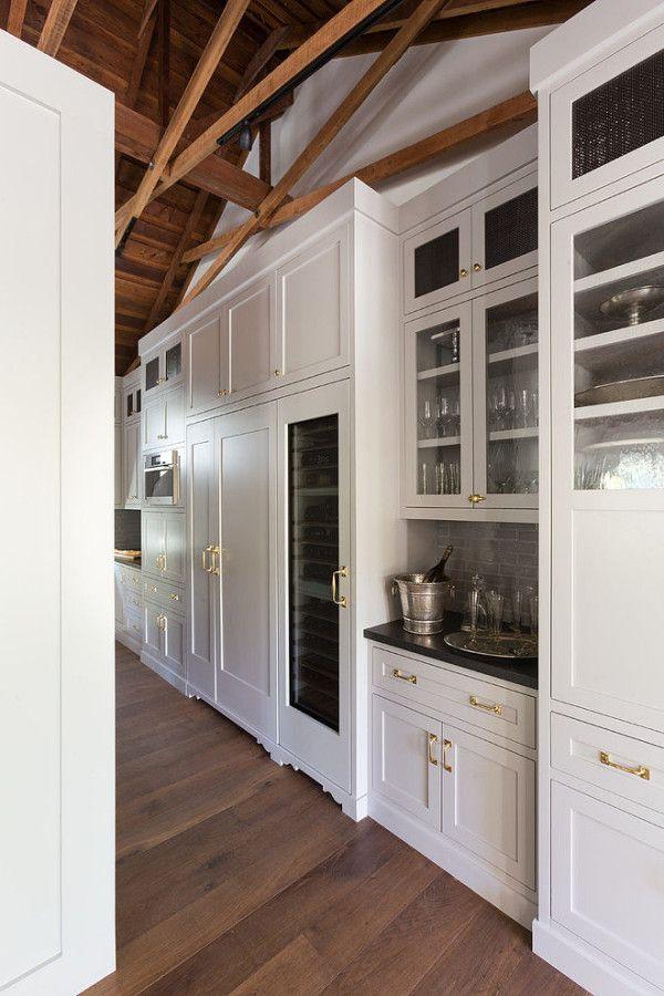 Fabulous Room Friday 10.03.14 | La Dolce Vita - cabinets and wine fridge