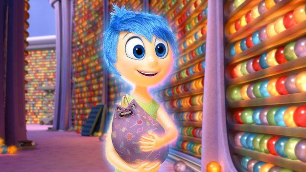 "Which ""Inside Out"" Emotion Are You"