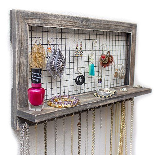 Jewelry Organizer Wall Jewelry Holder And Organizers On: Best 25+ Jewelry Organizer Wall Ideas On Pinterest