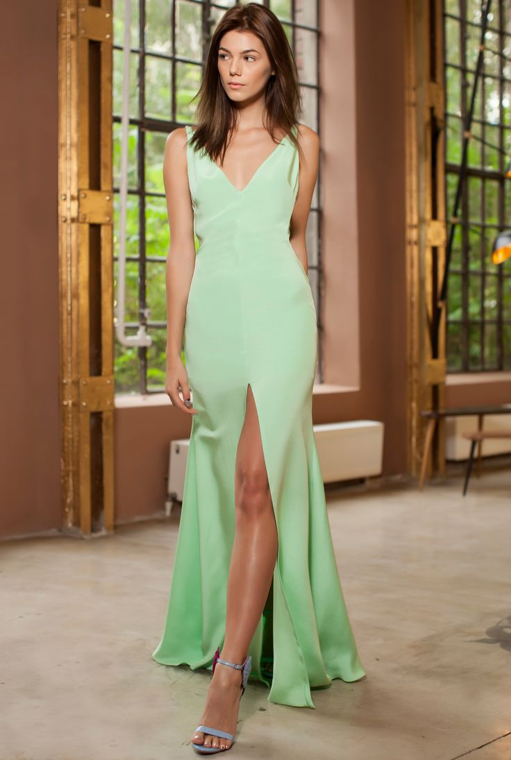 ATEA gown /Spring-Summer '15