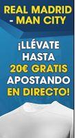 el forero jrvm y todos los bonos de deportes: william hill bono 20 euros apuesta directo Real Ma...