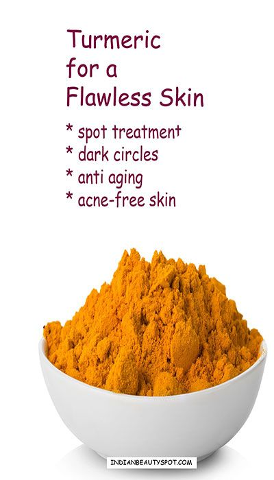 Benefits and uses of turmeric for flawless skin | Flawless ...
