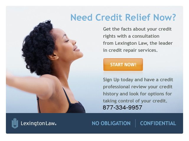 Free Credit Consultation at Lexington Law. Lexington helped its clients see 9 million items removed from their reports in That's more than any other credit repair law firm or company. When it comes to credit repair, Lexington Law delivers the experience and results you need to repair your credit.