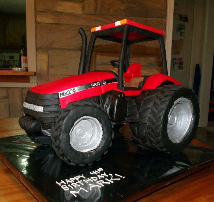 Case ih tractor cake www.fancythatcake.com