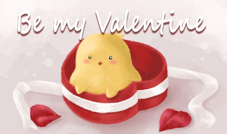 Art Attack   Be my Valentine   FairyWorld84