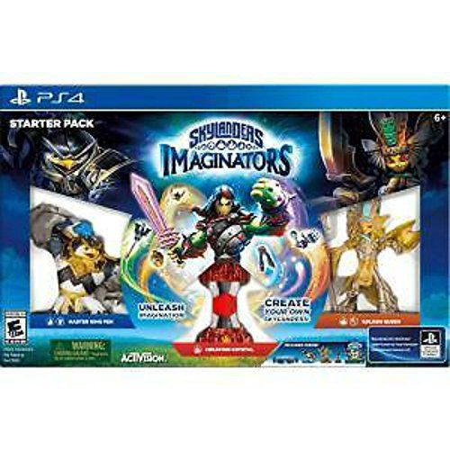 Activision Skylanders Imaginators Starter Pack  PlayStation 4 Christmas Gift Ideas * To view further for this item, visit the image link. Note:It is Affiliate Link to Amazon.