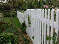 UPVC Plastic Garden Fencing | Fensys, West Midlandds, UK