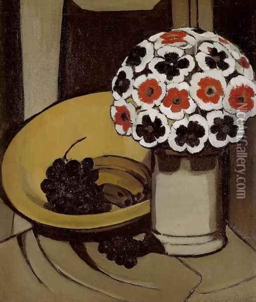 Aboriginal Flowers  Margaret Preston