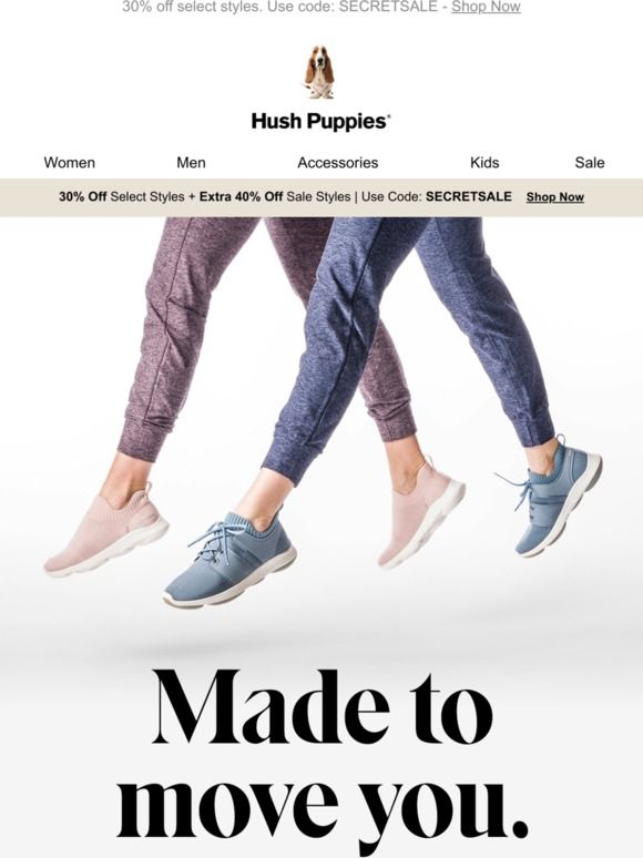 Our Comfiest Sneaker Yet Hush Puppies Usa Hush Puppies Hush Puppies Women Sneakers