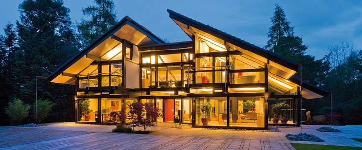 7 Best Images About Huf Haus Bei Nacht On Pinterest Flats House Art And Close To