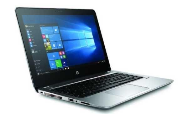 Компания HP анонсировала семейство портативных компьютеров ProBook 400 G4 под…