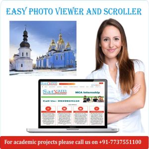 Easy Photo Viewer And Scroller Ajax Jquery Project in PHP Free Download