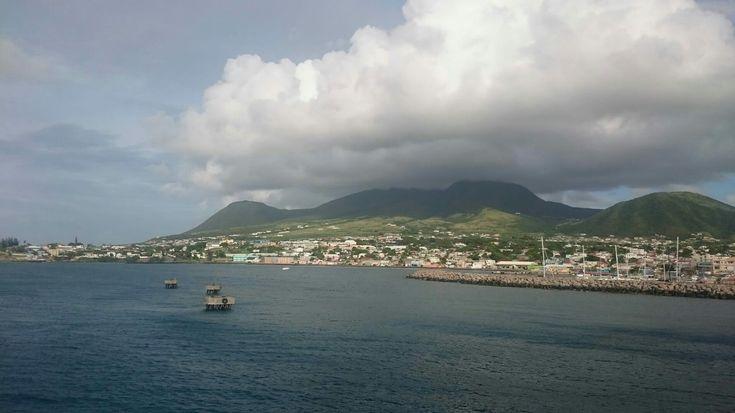I'm at Port of Basseterre St. Kitts!
