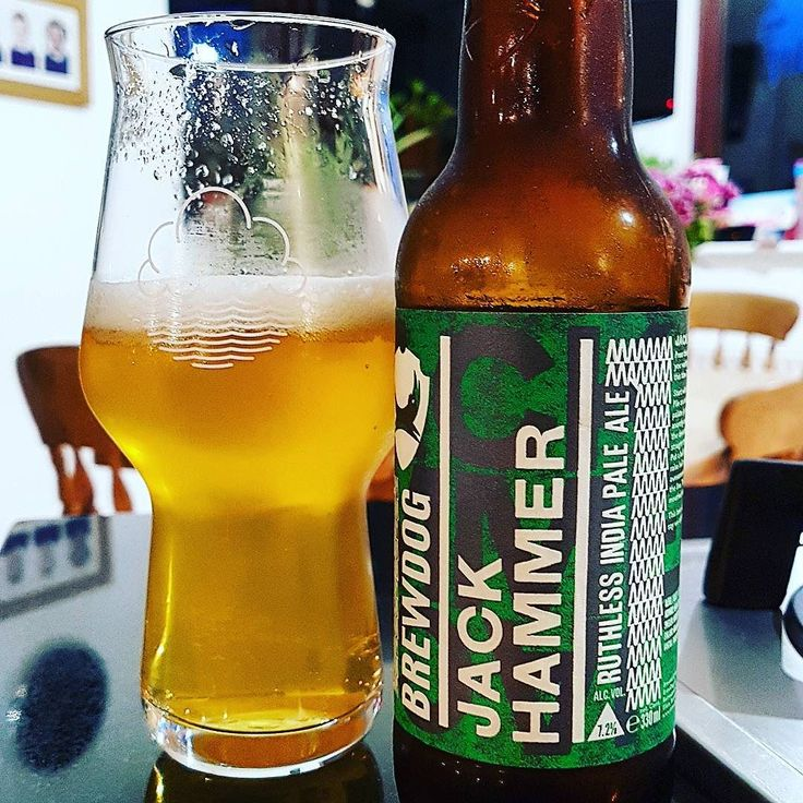 @brewdogofficial Jack Hammer Ruthless IPA not had this for sometime it's quite floral and tropical on the nose but it insanely bitter to taste don't remember it being this bitter. Like the bitterness though good with a burger #brewdog #jackhammer #jackhammeripa #ipa #craftbeer #craftnotcrap #beerpic #beeroclockshow #cheersguys #beerpics #craftipa #beergeek #beerfan #beergram #beergeek #beerpic #instabeer  #beergram #prizelessprize #craftipa #instabeer #beerfan #beertography #beernut #beerart…