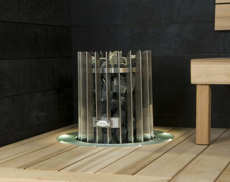 Love thei lit sauna stones from Helo Helo – Kiuas