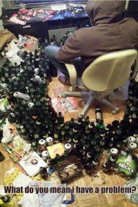 Crazy Drunk People 14
