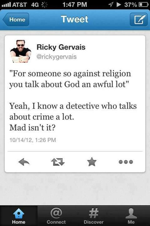 Ricky Gervais Gay Pamphlet 54