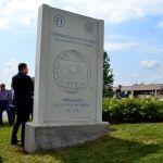 Monumento Associazione Artigiani realizzato dalla Fornasa Marmi snc www.fornasamarmi.com