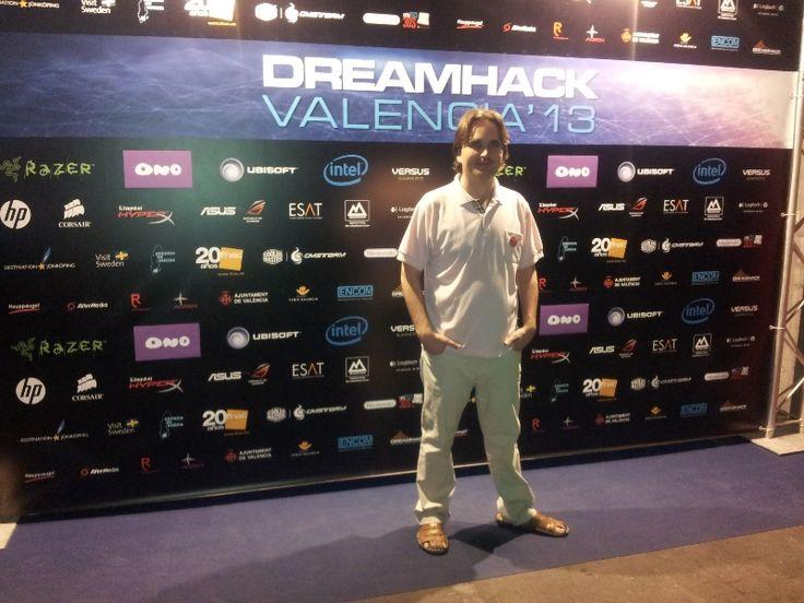 Valencia DreamHack 2013