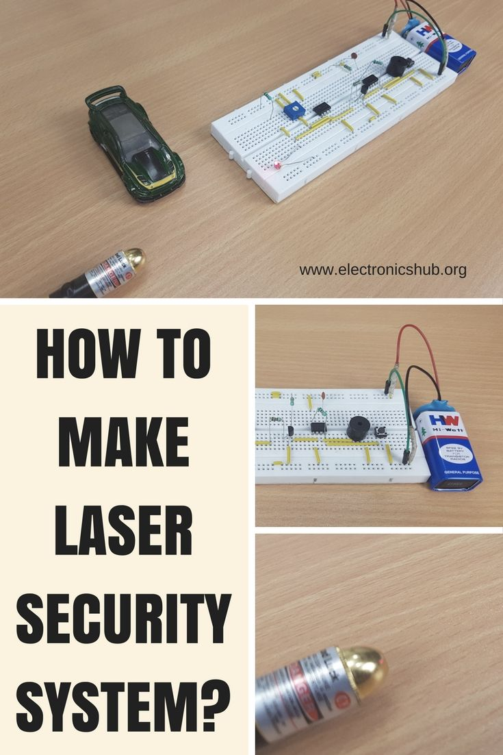 400 Best Semicondutores Images On Pinterest Induction Heating Ir Infrared Sensor Circuit Connected A With Pic18f4550 Microcontroller Laser Security System