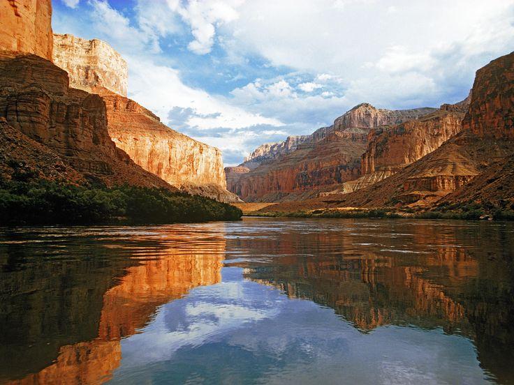 Colorado River Grand Canyon National Park Arizona US