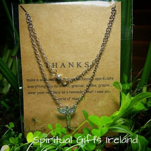 Gratitude Angel.  We all know someone who deserves one of these gorgeous Gratitude Angel's.