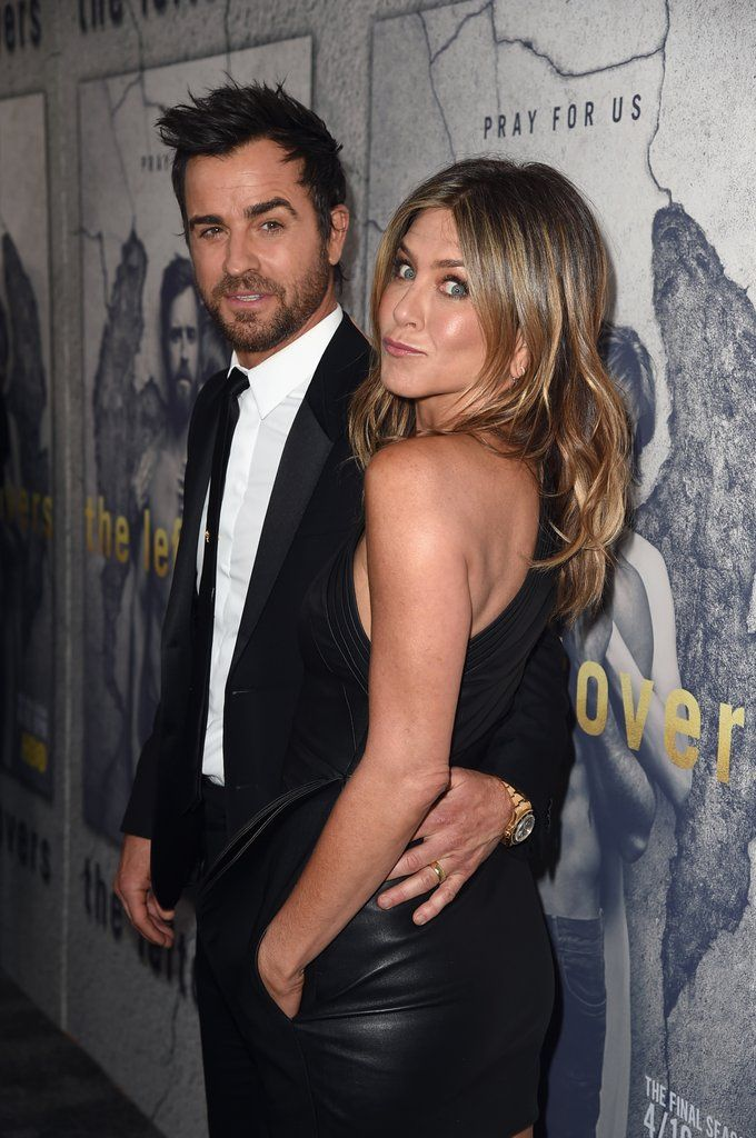Jennifer Aniston and Justin Theroux Look Damn Good Together on the Red Carpet