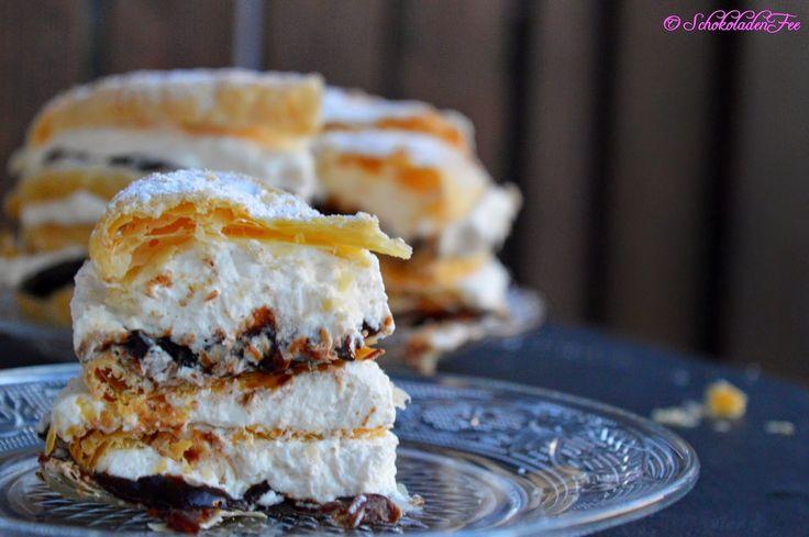 SchokoladenFee: Ich backs mir // Friesentorte