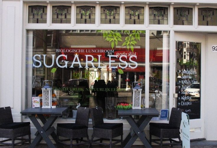 Sugarless, Bilderdijkstraat 92, Amsterdam