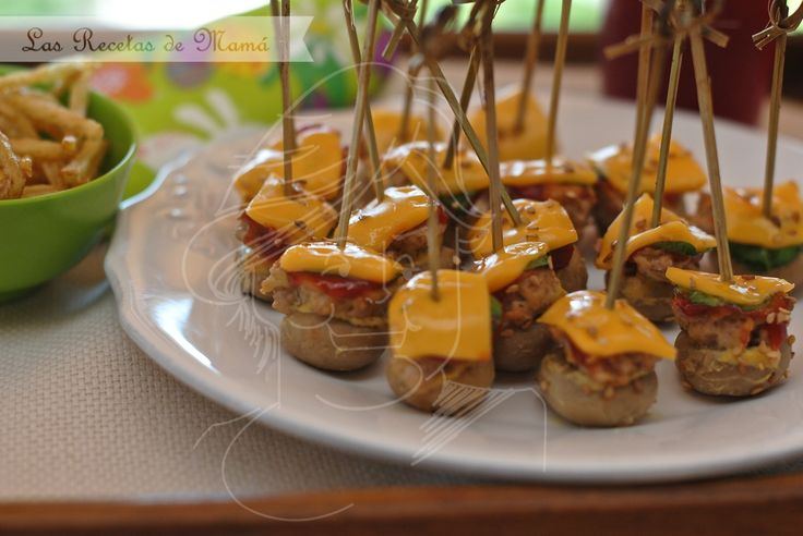 641 best images about aperitivos on pinterest bacon for Aperitivos para barbacoa