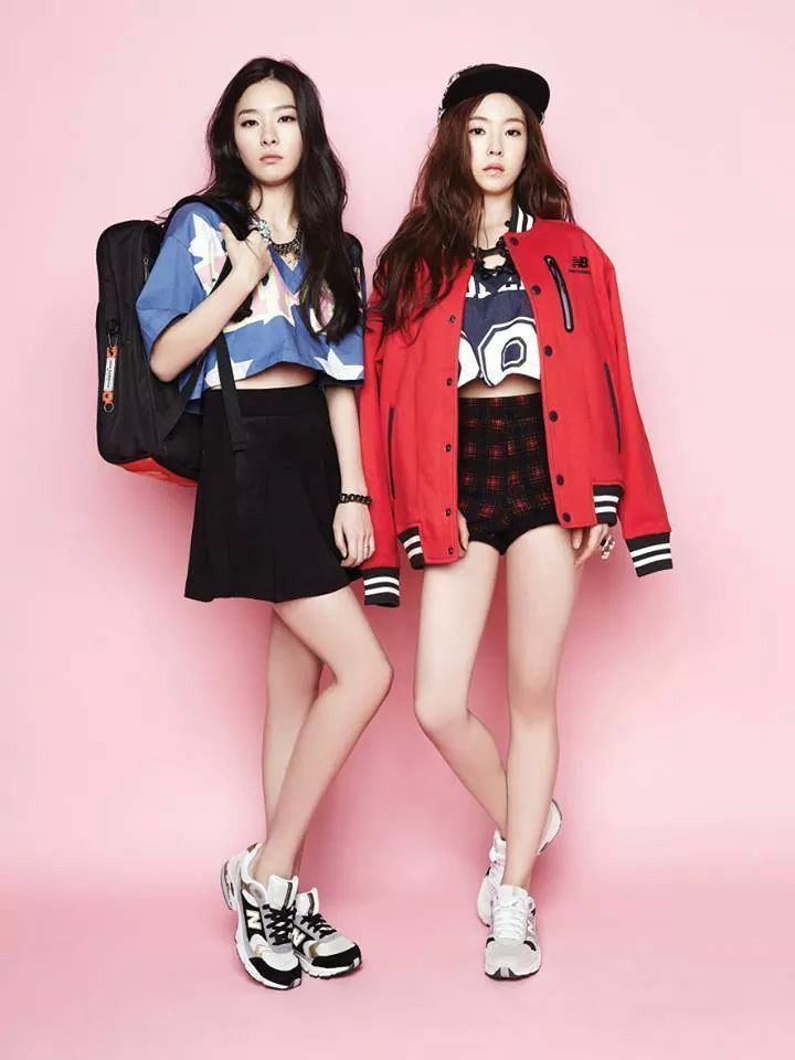 Seul Gi Irene Red Velvet K Pop Fashion Style