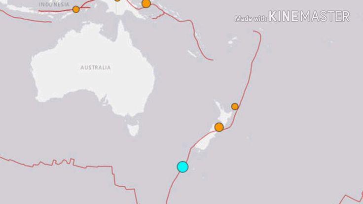Earthquake in New Zealand 6.1 Magnitude  #Earthquake #New #Zealand #Magnitude #NewZealand #videocompanion #video #companion