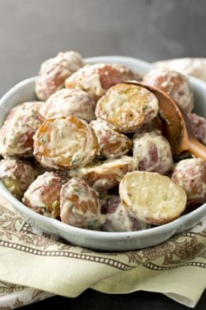 Potato Salad Recipes, Southern Potato Salad and German Potato Salads ...