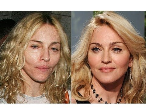 Hollywood Style - Hollywood Stars Without Make-Up - YouTube