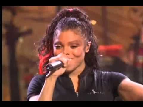 Janet Jackson Together Again LIVE from The Velvet Rope Tour RIP Michael Jackson 1958 2009 - YouTube