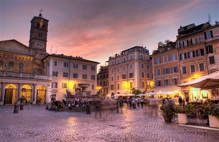 Read A perfect day in Trastevere, Rome's favourite neighbourhood