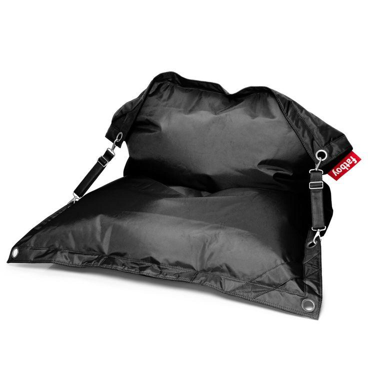 Fatboy - Buggle-up Outdoor-Sitzsack, schwarz Jetzt bestellen unter: https://moebel.ladendirekt.de/garten/gartenmoebel/outdoor-sitzsaecke/?uid=066b55da-9e98-5669-b946-a2c4e7b20da8&utm_source=pinterest&utm_medium=pin&utm_campaign=boards #outdoor #shop #sitzsack #fatboy #buggleup! #garten #gartenmoebel #outdoorsitzsaecke