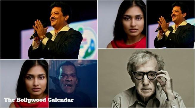 Udit Narayan Birthday In Bollywood History on 1st December with Woody Allen, Chriselle Almeida, Anirudh Aggarwal In The Bollywood Calendar