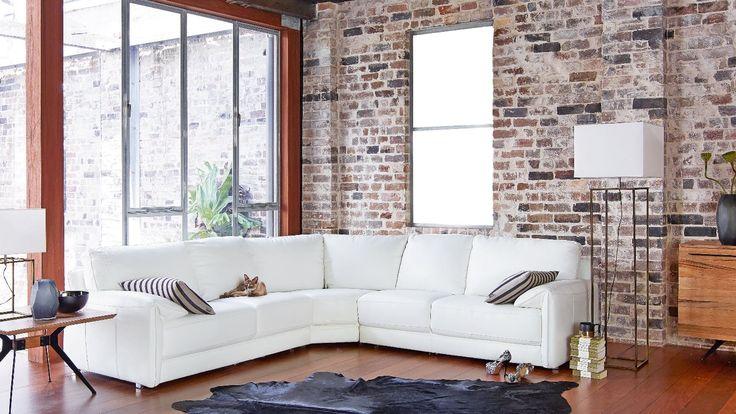 Home :: Furniture :: Lounges :: Modular Lounges :: Torello Leather Modular Lounge
