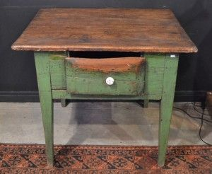 Interiors - Provenance Auction House: A 19th C Hungarian Table.