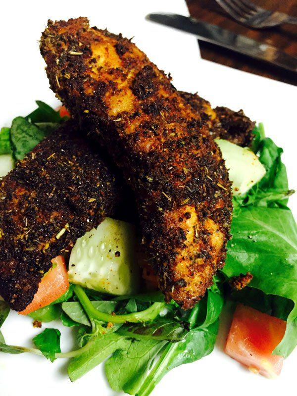 21 Day Fix – Juicy, Blackened Chicken Tenders